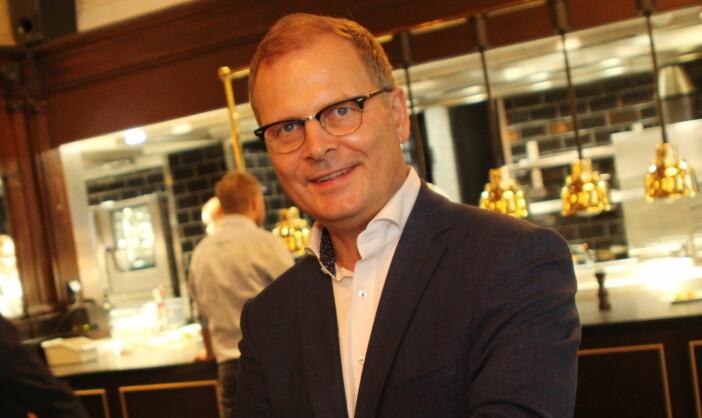 Daglig leder for Stiftelsen Årets kokk/Bocuse d'Or Norge, Arne Sørvig. (Foto: Morten Holt)