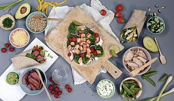 Rekordstor interesse for sunne lunsjer blant norske ungdomsskoleelever