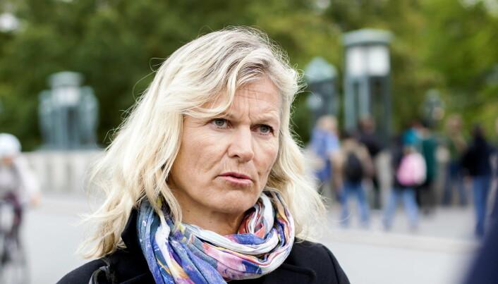 Administrerende direktør Kristin Krohn Devold i NHO Reiseliv. (Foto: Håkon Eltvik)