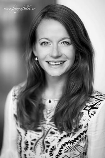 Karin Heskestad. (Foto: Flaaten)