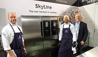 Skyline – ny vei til kulinariske opplevelser