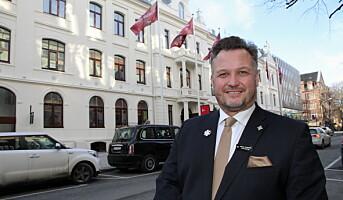 Britannia Hotel åpnes igjen