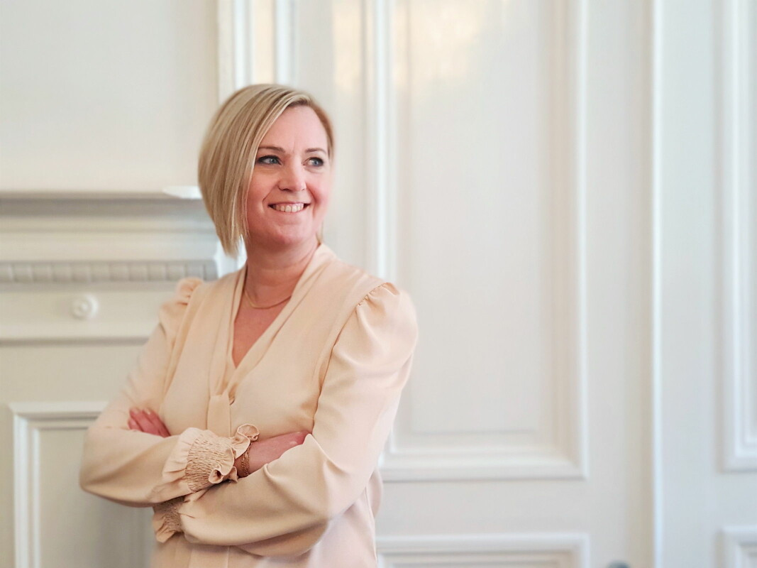 Christina Elgán. (Foto: Visbook)