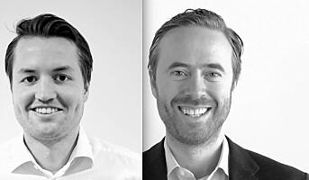 Nye konserndirektører i Tomagruppen