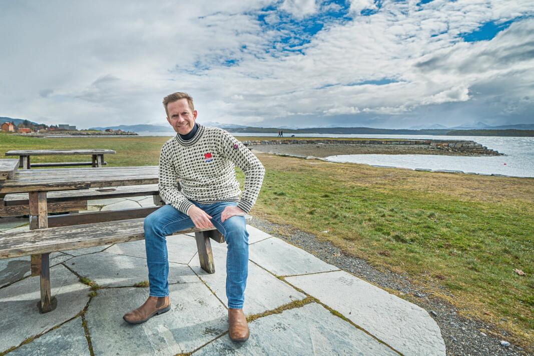 Stephen Meinich-Bache i Classic Norway Hotels håper at så mange reiselivsansatte som mulig benytter sjansen til å oppleve sitt nærmeste reiseland i 2020. (Foto: Christer Olsen/Classic Norway Hotels)
