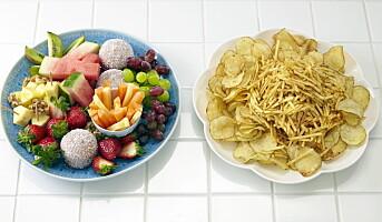 Dårligere matvaner etter koronatiltakene