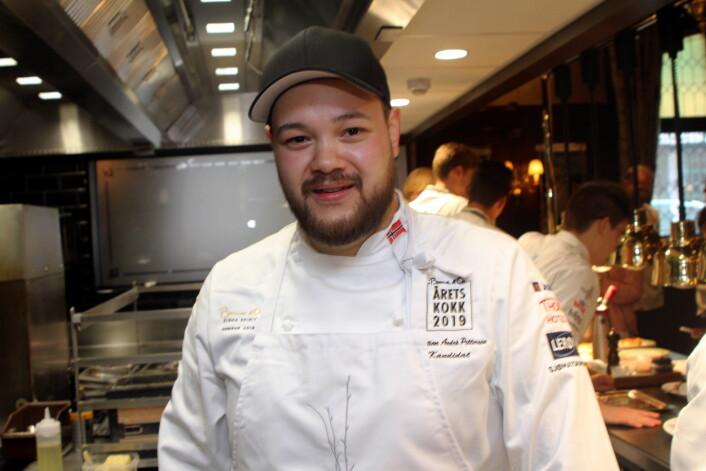 Jeg satset Europa-gullet i 2018 ved å kjøre på med Årets kokk i 2019, sier CAP. (Foto: Morten Holt)