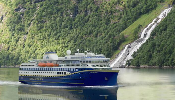 Havila Kystruten skal seile fire av de elleve skipene på den tradisjonsrike strekningen Bergen-Kirkenes fra 2021. (Foto: Havila Kystruten)