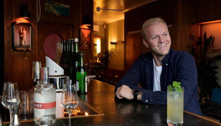Medgründer Morten Pharo Halle. (Foto: Nuet Akevitt)