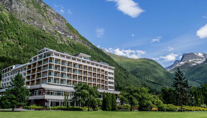 Hotel Alexandra. (Foto: Unda Paula Lauberga) (Foto: