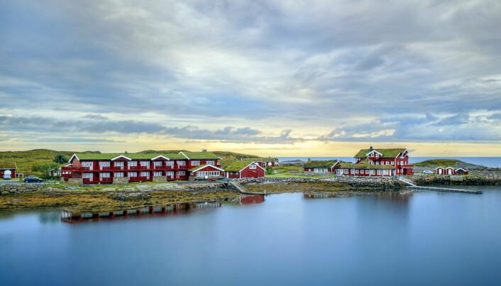 Reiselivsanlegget i Hustadvika er med i Classic Norway Hotels. (Foto: Christer Olsen/Classic Norway Hotels)
