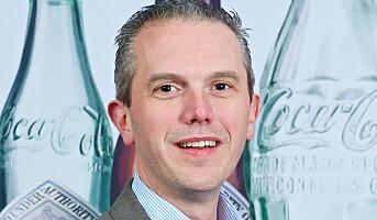 Skal lede Coca-Cola i Norge