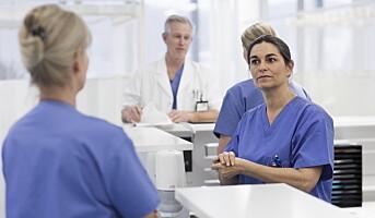 Informasjonspakke skal bistå helsepersonell med håndhygiene