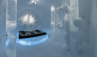Icehotel inn i Nordic Choice Hotels & Resorts