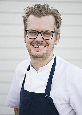 Karl Erik Pallesen. (Foto: Fisketorget i Stavanger)