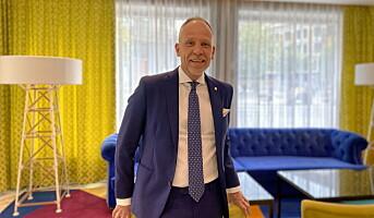 Thon Hotel Rosenkrantz i Oslo åpner dørene igjen
