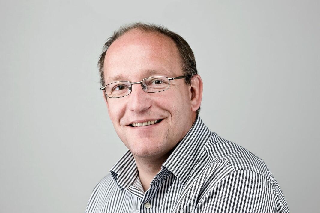 Daglig leder i Aalesundfisk Holding AS, Terje Kjølsøy. (Foto: Aalesundfisk Holding)