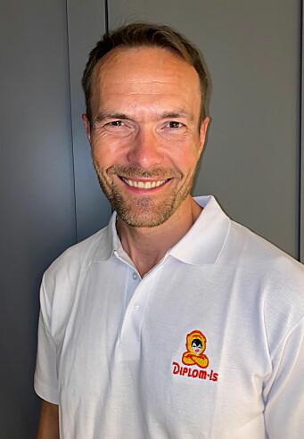 Martin Kjekshus. (Foto: Diplom-Is)