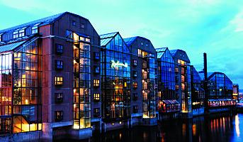 Åpner Radisson Blu-hoteller i flere byer