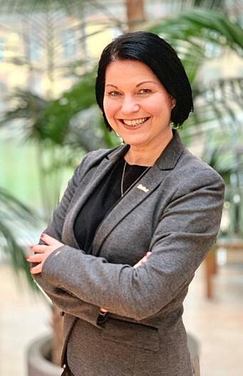 Hotelldirektør på Radisson Blu Royal Garden Hotel, Tone Hansen. (Foto: Radisson Blu)