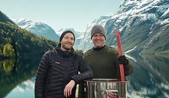 Gull til Fjording i verdens største brennevinkonkurranse