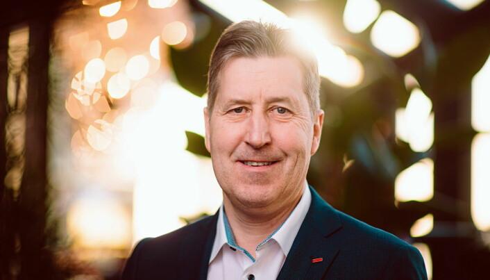 Fungerende administrerende direktør i Scandic Norge, Asle Prestegard. (Foto: Scandic Hotels)