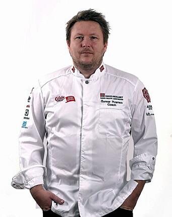 Gunnar Hvarnes er en svært merittert konkurransekokk. (Foto: Eirik Nilssen, Matbyrået Impuls)