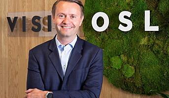 Sæther gjenvalgt som styreleder i VisitOslo