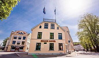 Per Sandberg starter hotell i Halden