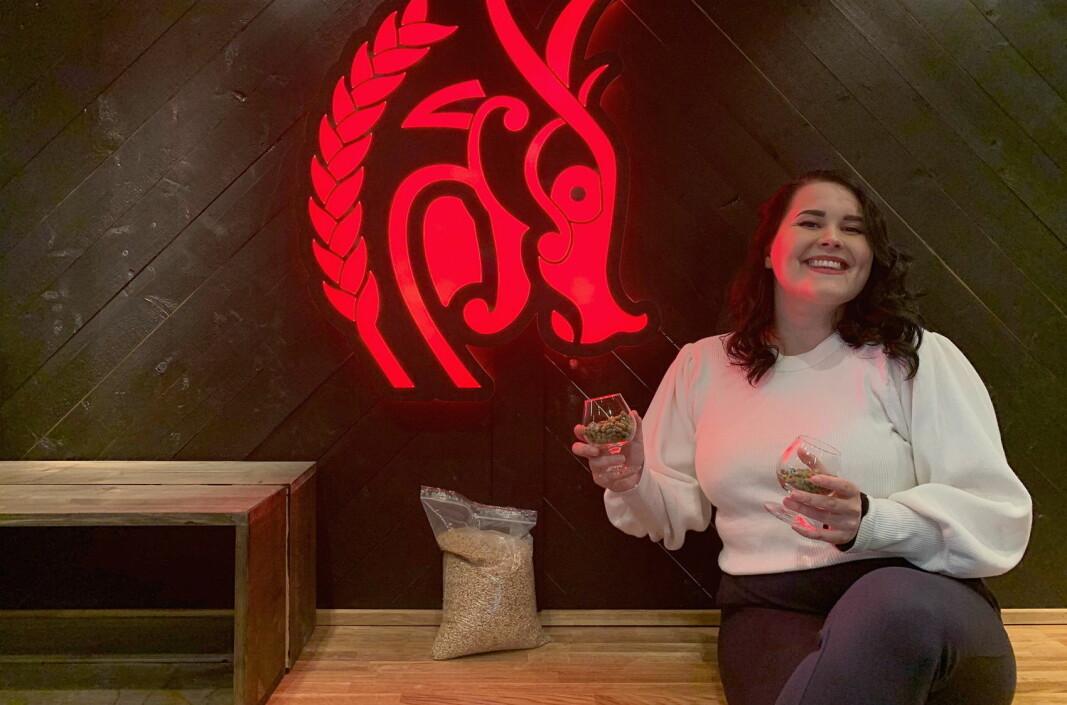 – Gulating pub blir helt nytt konsept i Bodø, sier pubvert Karoline Ruud. (Foto: Gulating)