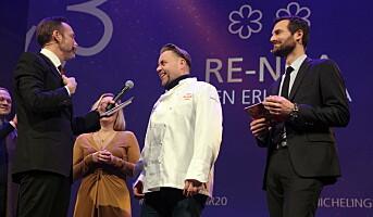 Michelin-barometer følger gjenåpningen av restaurantene