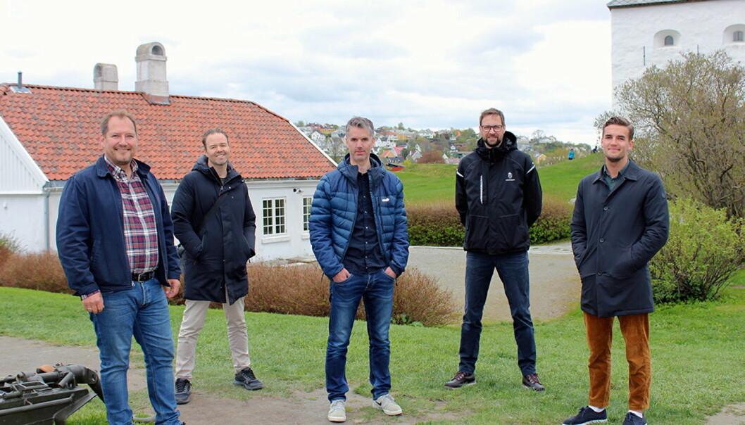 Mojo Events skal drive serveringsvirksomheten på Kristiansten festning. (Foto: Forsvarsbygg)