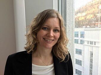 Katrine Amdam, jurist i Konkurransetilsynet. (Foto: Konkurransetilsynet)