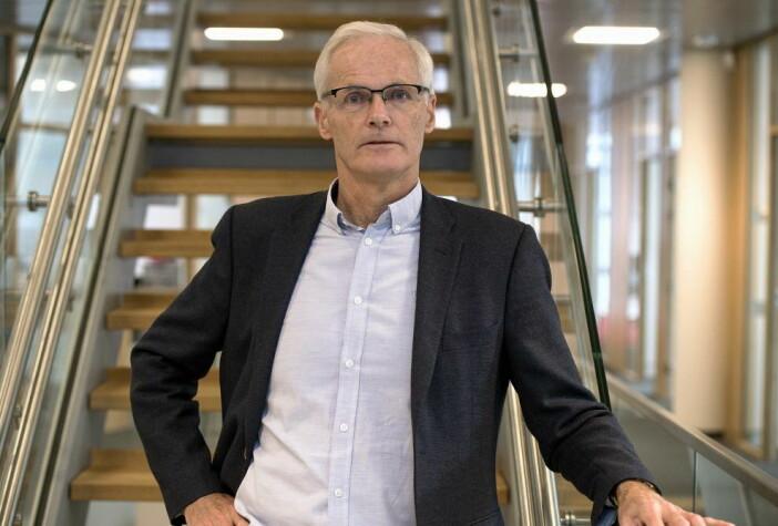 Direktør i Konkurransetilsynet, Lars Sørgård. (Foto: Konkurransetilsynet)