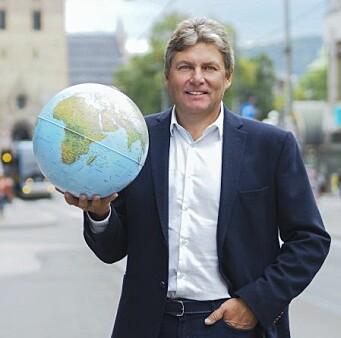 Kommersiell direktør for Finn reise, Terje Berge. (Foto: Finn reise)