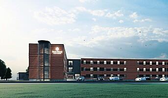 Bygger nytt hotell Best Western-hotell ved Værnes