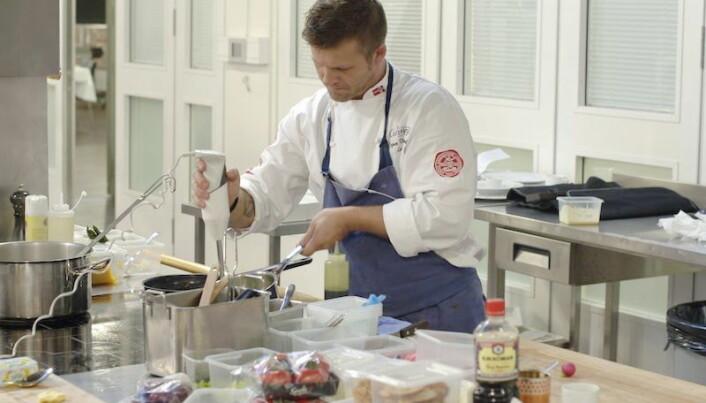 Espen Vesterdal Larsen. (Foto: Culina, arkiv)