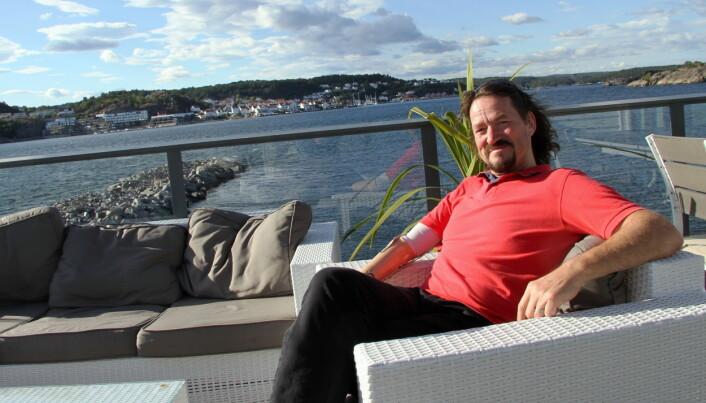 Dag Eikeland. (Foto: Morten Holt)