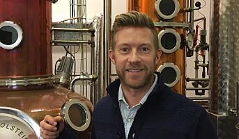 1,6 millioner flasker Harahorn Gin på fem år