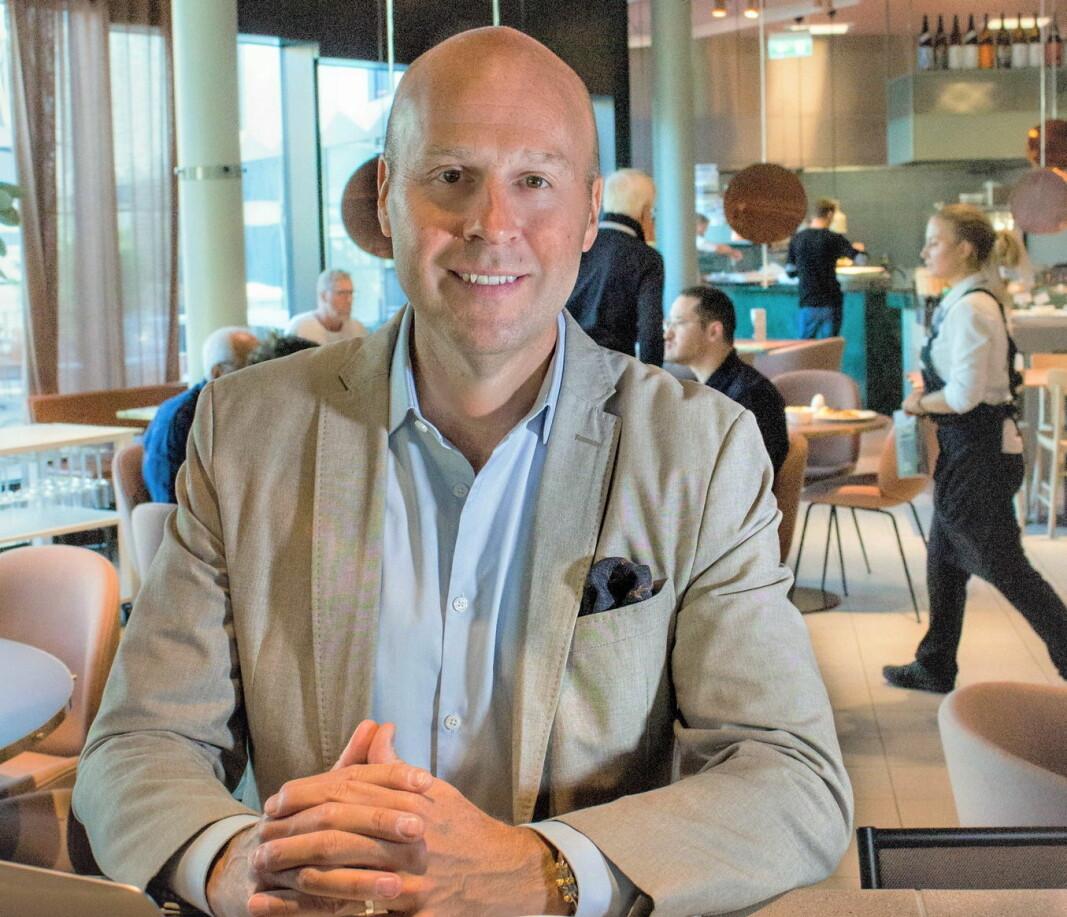 Johan Michelson. (Foto: BWH Group)