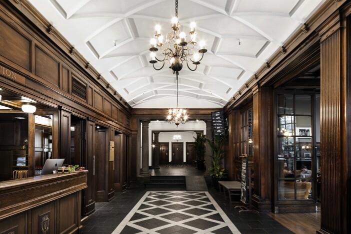 Grand Hotel Terminus. (Foto: Hotellet)