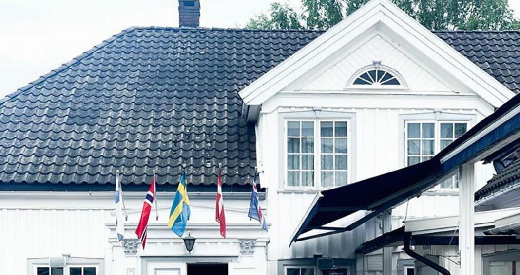 Tilsagnet på 545 000 kroner gis til utskifting av 34 vinduer. (Foto: Andrea Svolsbru)