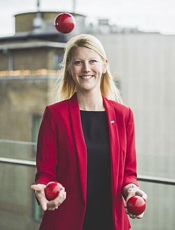 Helene Hallre. (Foto: Rikard Eriksson)