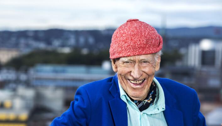 Olav Thon. (Foto: Gry Traaen)