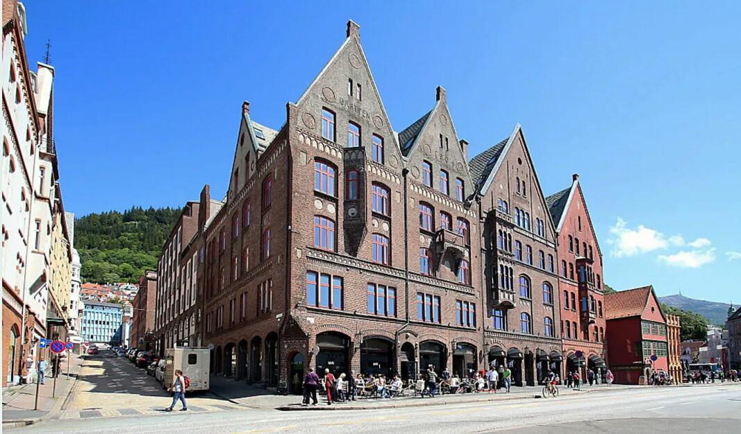 First Hotel Bergen Marin blir nå et Clarion-hotell.