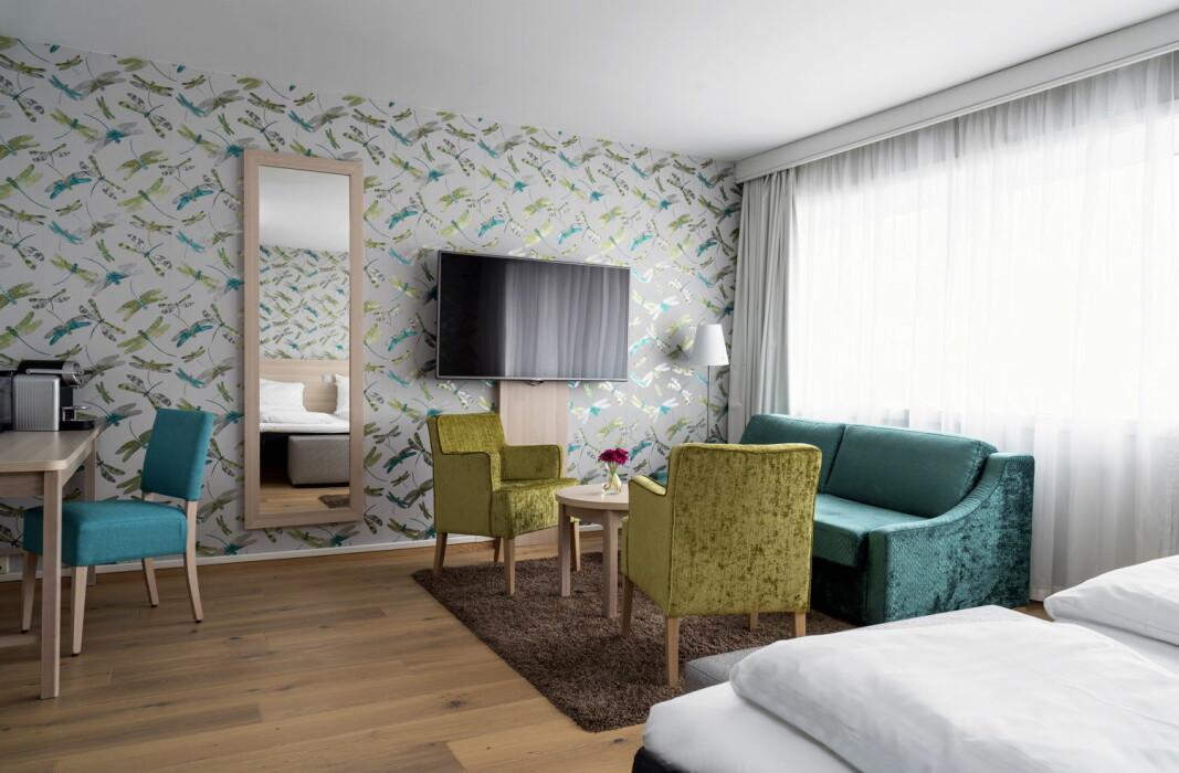 Thon Hotel Polar gjenåpnes i dag, mandag 10. august. (Foto: Thon Hotels)