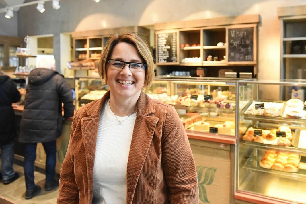 Juryleder i Årets Bakeri 2020, Vigdis Myhre Næsseth. (Foto: Bakeri.net)