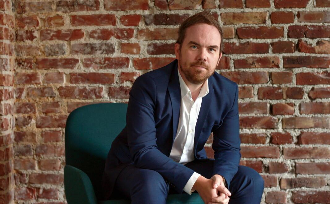 Daglig leder for Citybox, Eivind Hjulstad. (Foto: Citybox)
