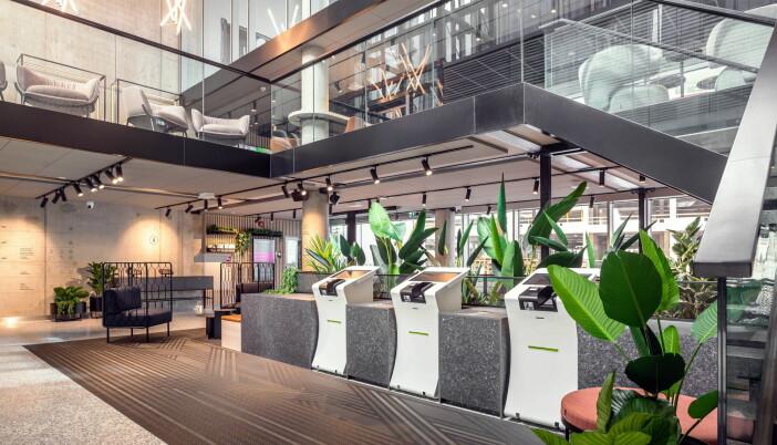 Citybox har åpnet et nytt hotell i Tallinn i Estland. (Foto: Citybox/Martin Hannus)