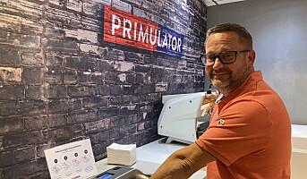 Lanserer helautomatisk håndvaskeautomat